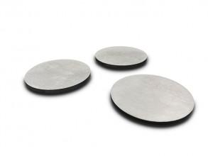 PZT-DM8-φ51*2.5mm压电陶瓷片