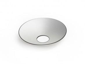 PZT-DM4D-弧形片压电陶瓷-φ35xR24.5x 1mm-2MHz