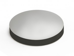 PZT-DM4D-弧形片压电陶瓷-φ64xR63.2×8.1mm-250kHz