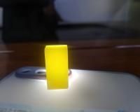 PZT-DM-5HHD-方片压电陶瓷-64*14.5*0.5mm