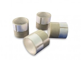 PZT-DM5A-φ12.7*φ0.8*12.7mm4分电极压电陶瓷管
