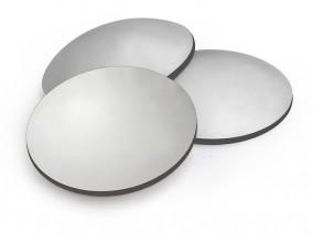 PZT-DM4D-弧形片压电陶瓷-φ64xR100x1.98mm-1.1MHz