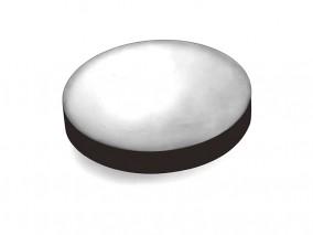 PZT-DM4D-弧形片压电陶瓷-φ64xR63.2×8.1mm-250kHz-1