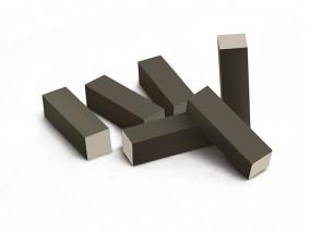 PZT-DM4D-方柱压电陶瓷-6.5×6.5×23.5mm-70kHz