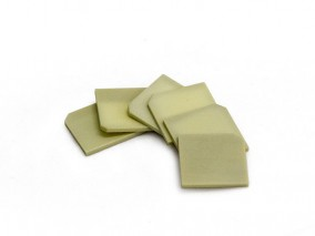 PZT-DM5A-方片压电陶瓷-15x15x1.26mm