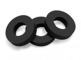 PZT-DM8-圆环压电陶瓷-φ60xφ30x10mm