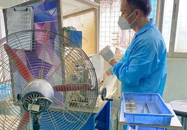 【声诺】将高性能压电陶瓷改产为口罩机专用压电陶瓷